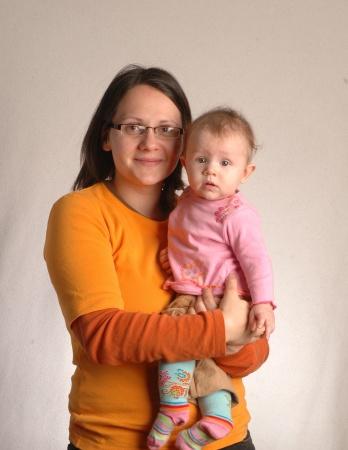 mommy & eden